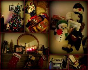 2012 xmas collage