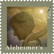Alzheimer's Commemorative Stamp